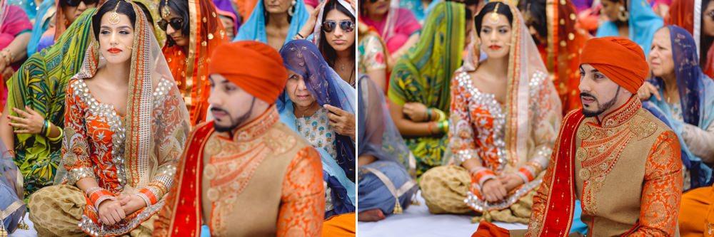 GURJ SUKH 160 - Asian wedding photographer London | Sikh wedding photography