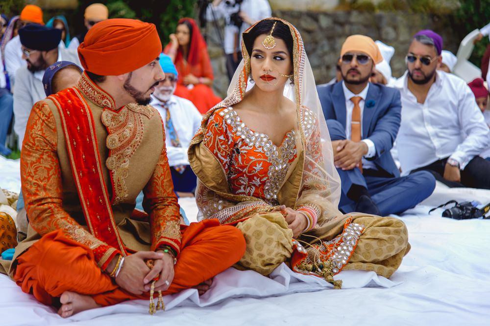GURJ SUKH 164 - Asian wedding photographer London | Sikh wedding photography