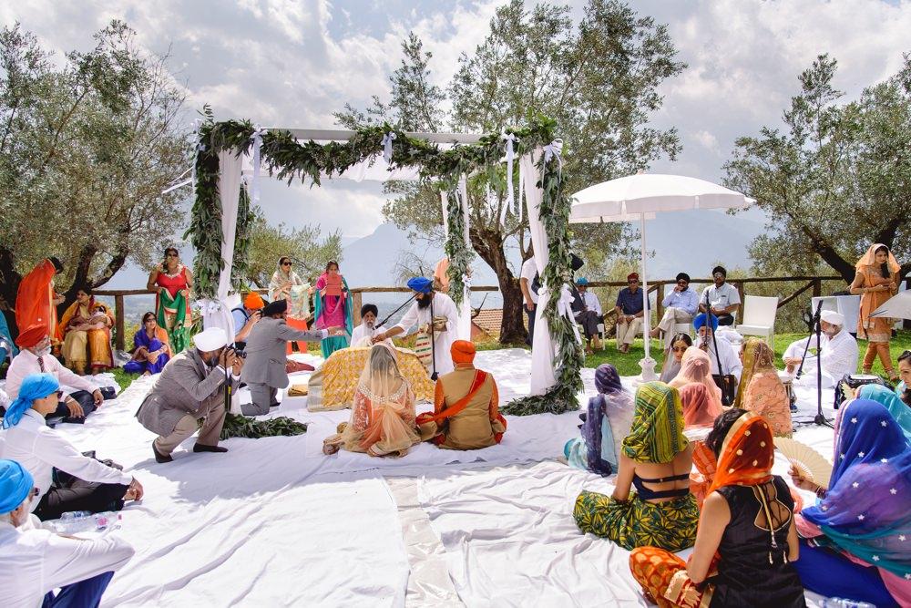 GURJ SUKH 167 - Asian wedding photographer London | Sikh wedding photography