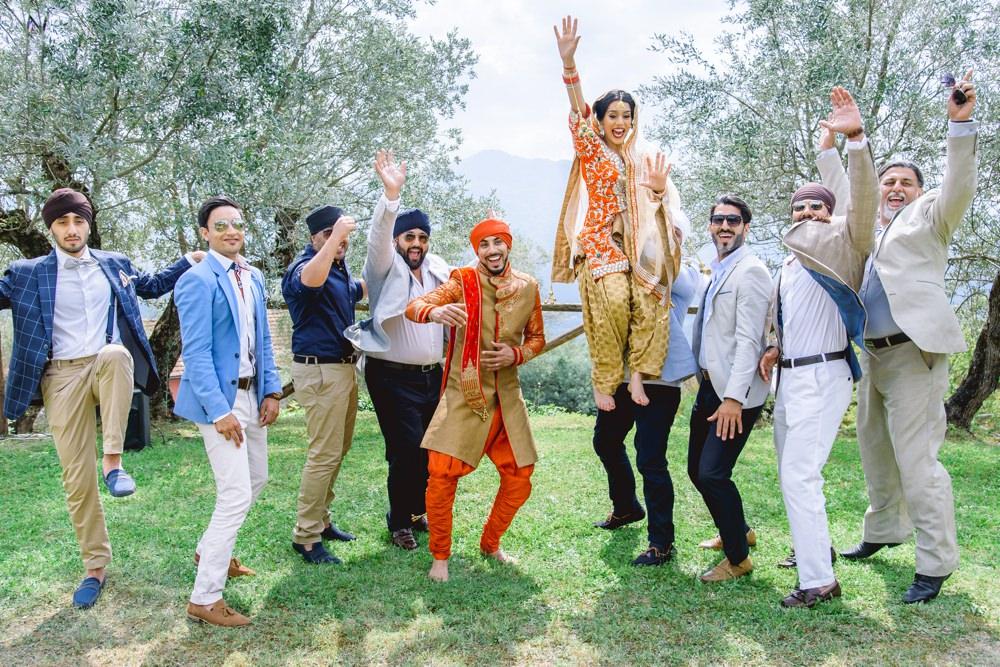 GURJ SUKH 174 - Asian wedding photographer London | Sikh wedding photography