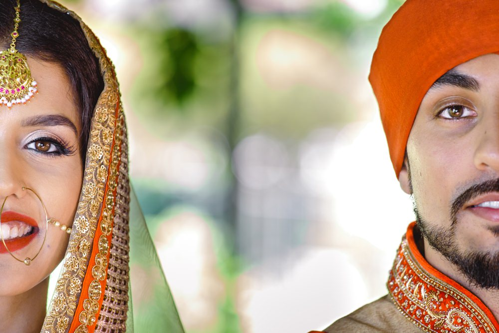 GURJ SUKH 182 - Asian wedding photographer London | Sikh wedding photography