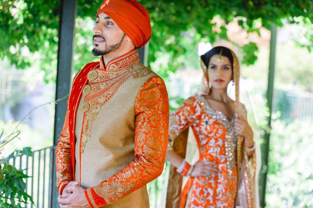 GURJ SUKH 185 - Asian wedding photographer London | Sikh wedding photography