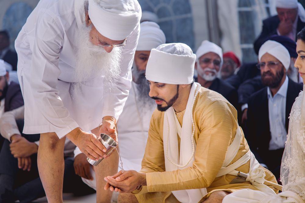 GURJ SUKH 22 - Asian wedding photographer London | Sikh wedding photography