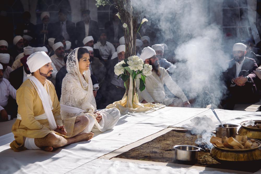 GURJ SUKH 27 - Asian wedding photographer London | Sikh wedding photography