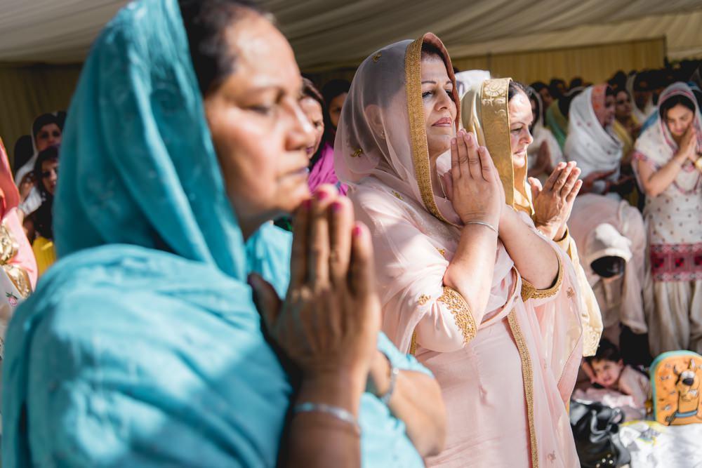 GURJ SUKH 28 - Asian wedding photographer London | Sikh wedding photography