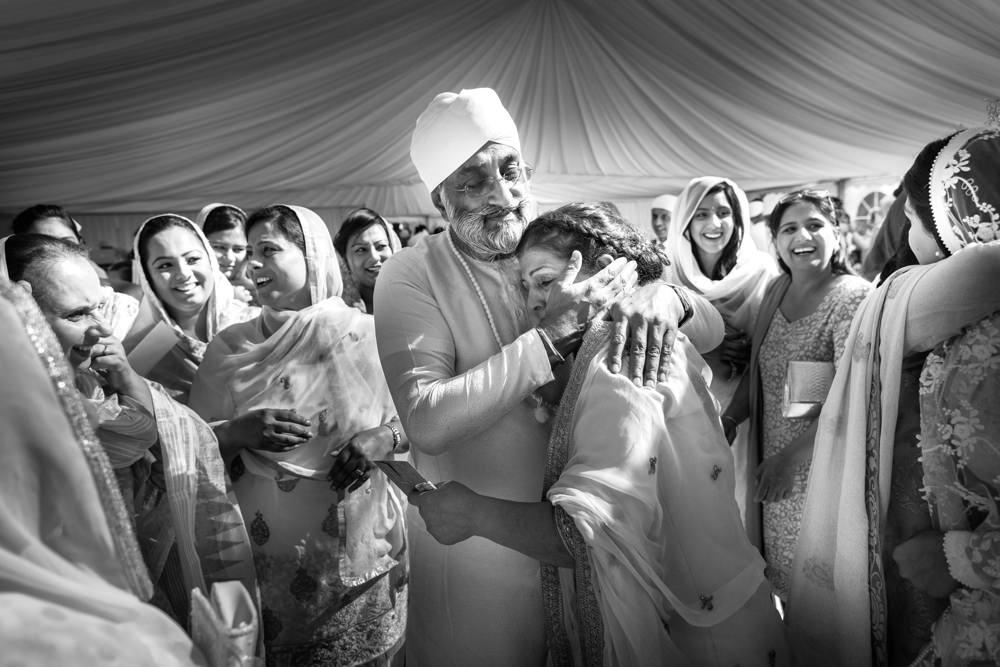 GURJ SUKH 36 - Asian wedding photographer London | Sikh wedding photography