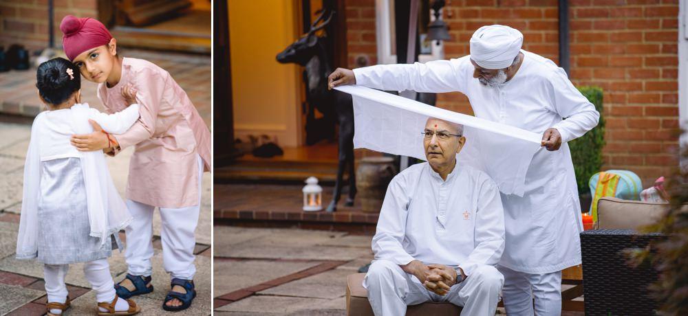 GURJ SUKH 4 - Asian wedding photographer London | Sikh wedding photography