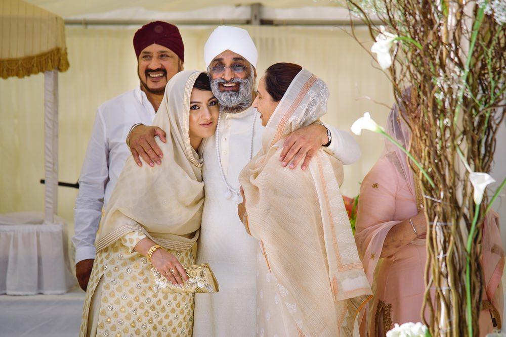 GURJ SUKH 40 - Asian wedding photographer London | Sikh wedding photography