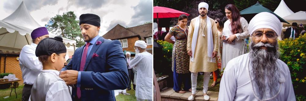 GURJ SUKH 45 - Asian wedding photographer London | Sikh wedding photography