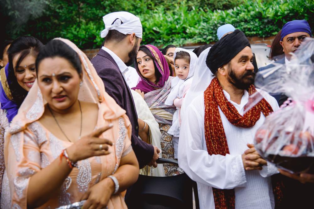 GURJ SUKH 5 - Asian wedding photographer London | Sikh wedding photography