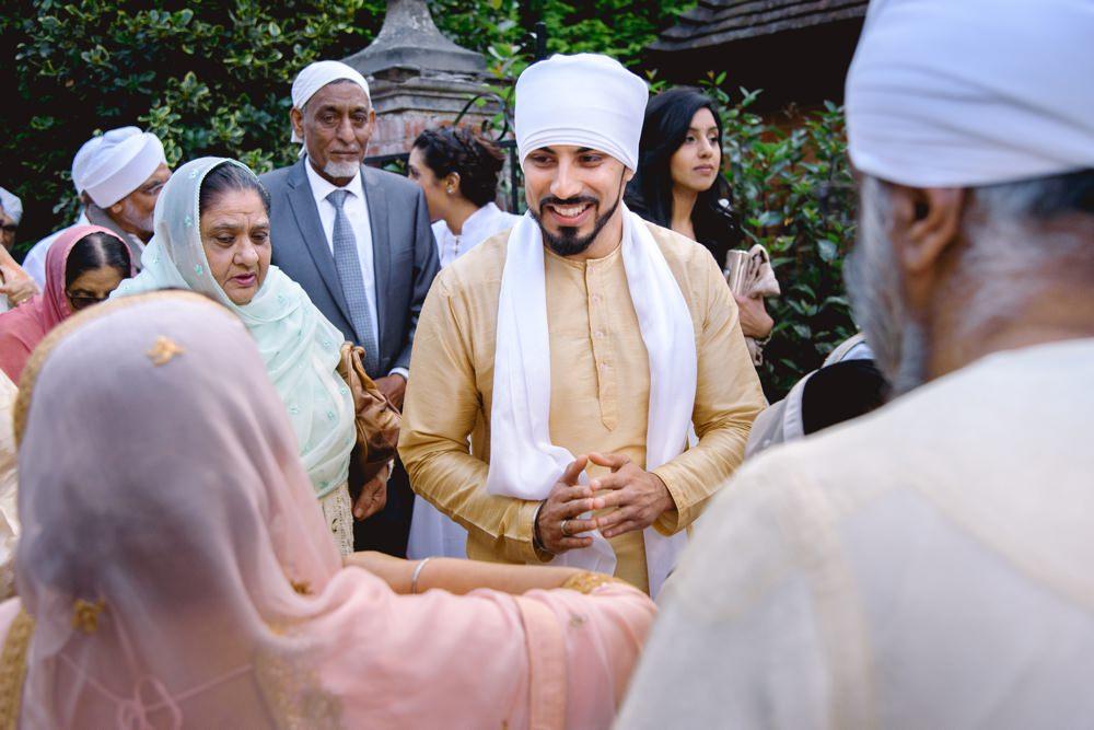 GURJ SUKH 7 - Asian wedding photographer London | Sikh wedding photography