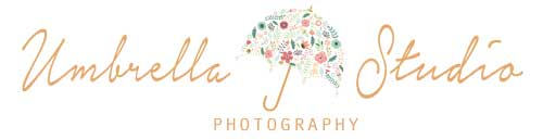 Umbrella Studio Logo Wedding Photographer
